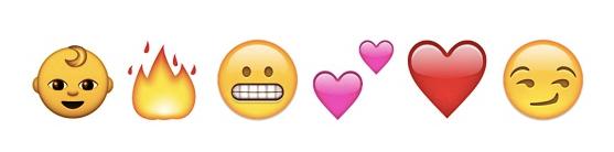 Emoji Example Images