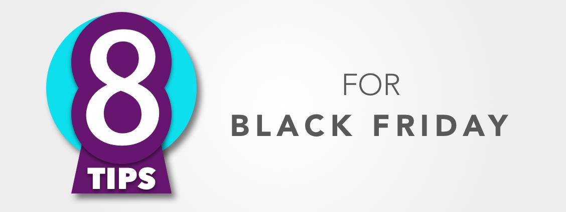 8 Tips for black friday figure