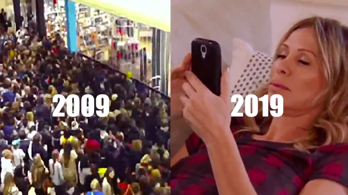 2009 vs 2019 mobile usage caps