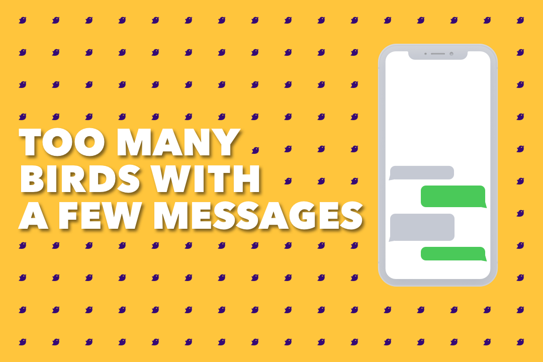 Too Many Birds With One Stone: In-App Messages