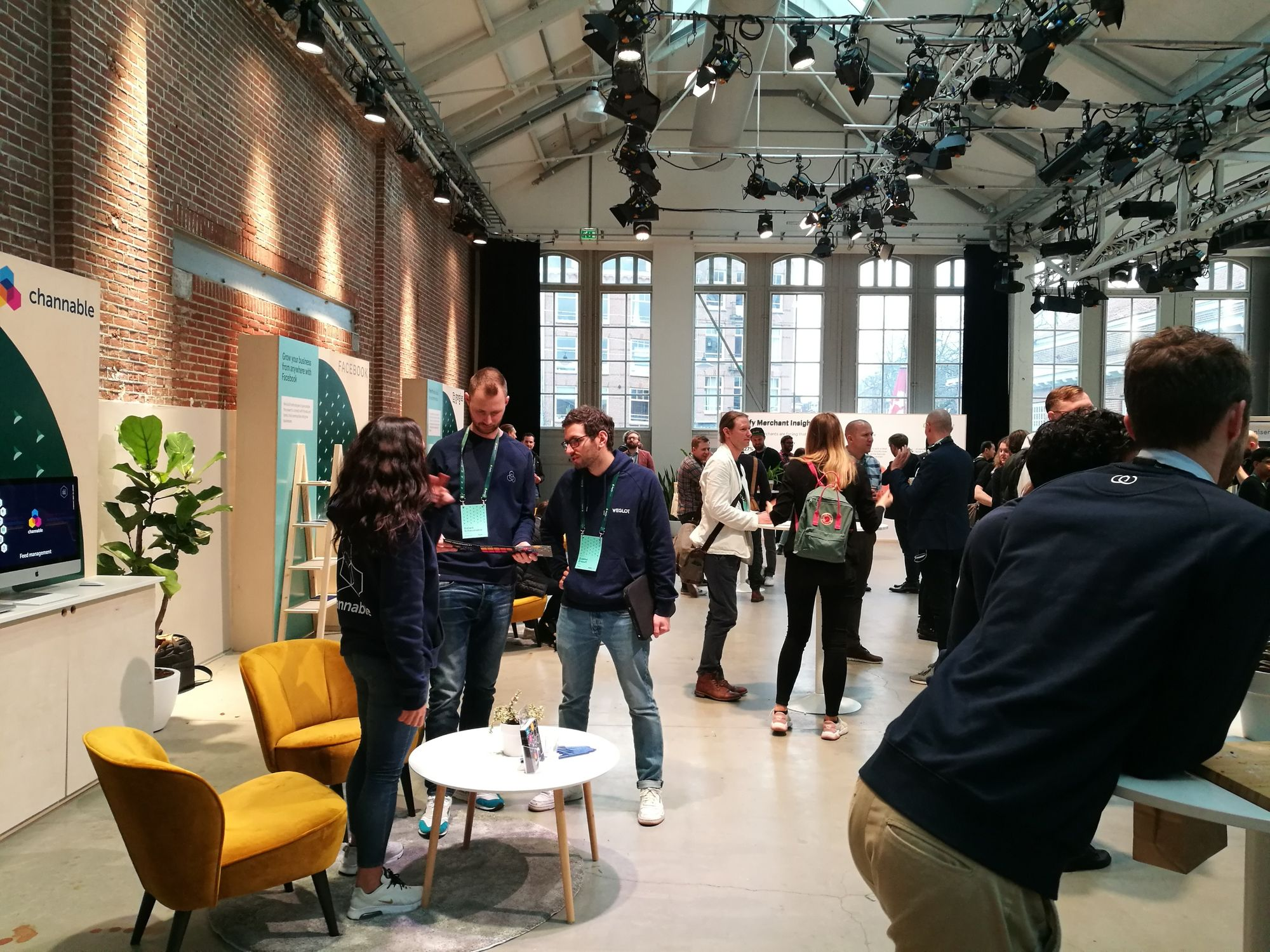 The Networking Venue (Pursuit Amsterdam 2020)