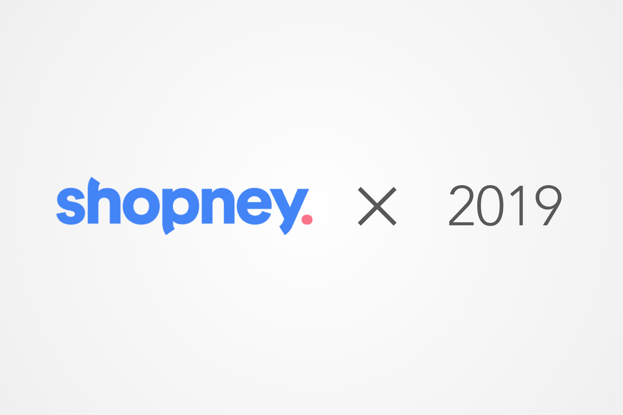 Rewind 2019 - Shopney Mobile App Builder