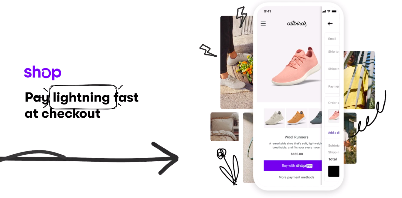 Shop Mobile App by Shopify