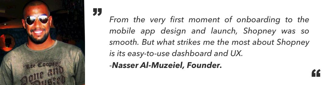 mobile app success shopifym