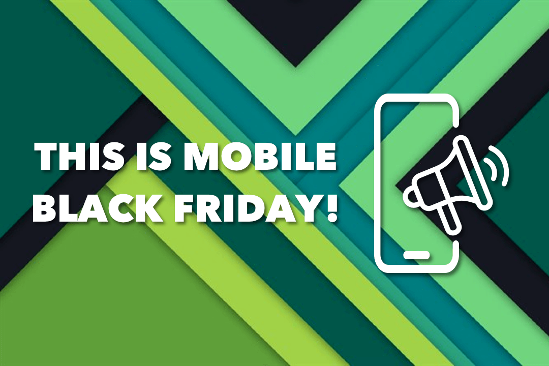 Black Friday 2020: How To Promote Your eCommerce Mobile App?