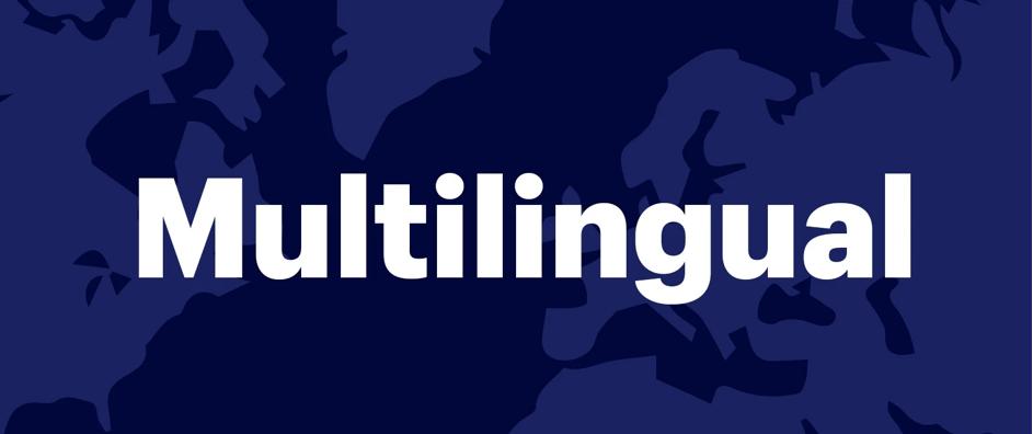 multilingual shopify website