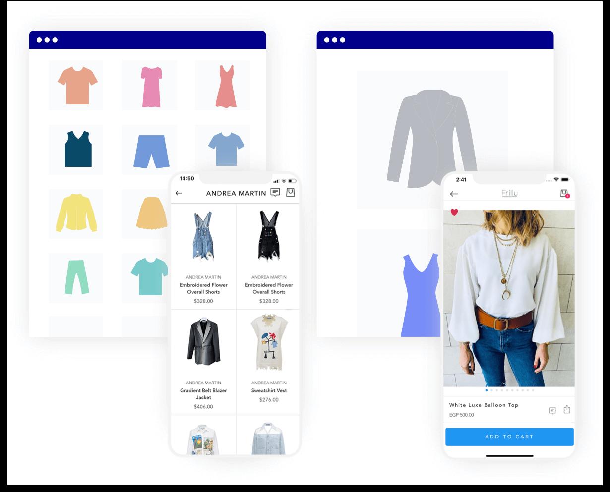 Mobile App Merchandising Options
