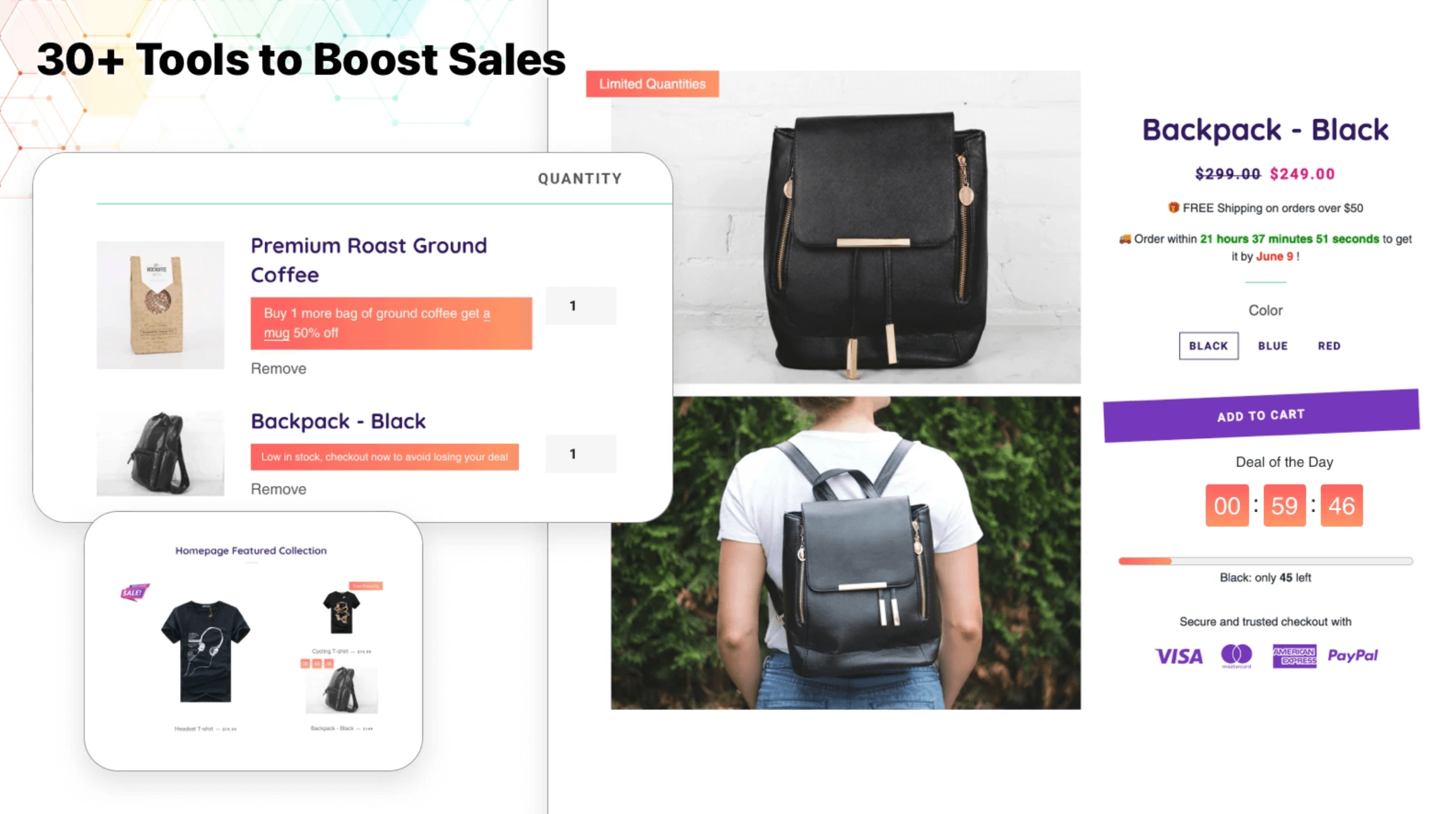 ultimate sales boost for shopify